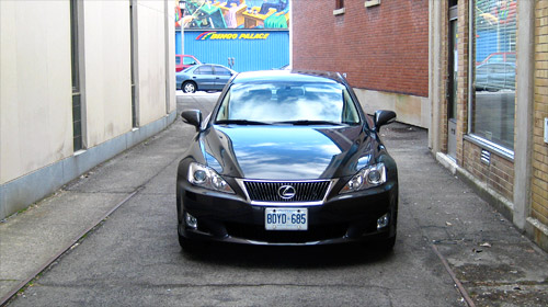2009 Lexus IS 250 AWD Truffle Mica