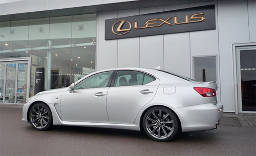Lexus IS-F by Car Magazine