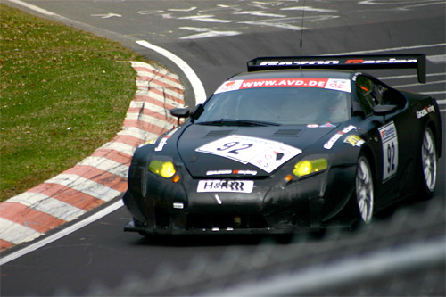 Lexus LFA Racing