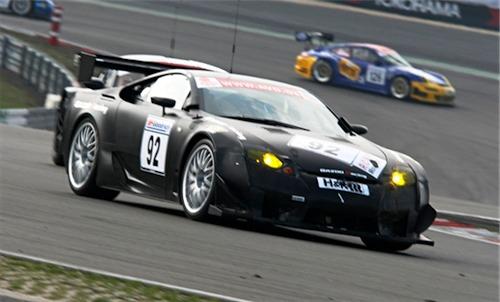 Lexus LFA Racing Concept 1