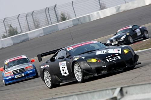 Lexus LFA Racing Concept 3