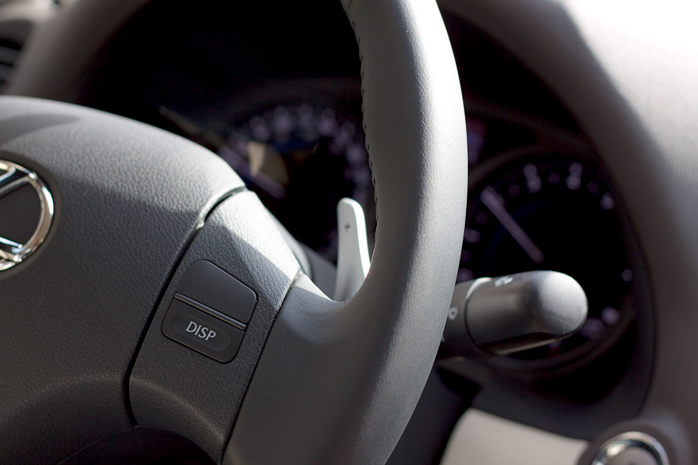 2009 Lexus IS 250 AWD Paddle Shifts