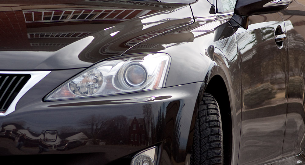 2009 Lexus IS 250 AWD in Truffle Mica