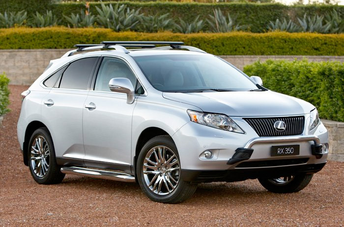 Lexus Rx 350 >> Just like the last generation , Lexus Australia is offering some unique accessories for the 2010 ...