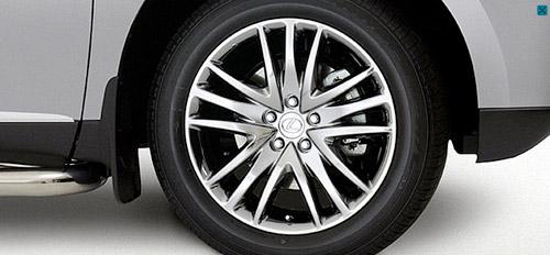 Lexus RX 19-inch Alloy Wheels