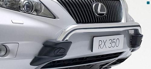Lexus RX Nudgebar