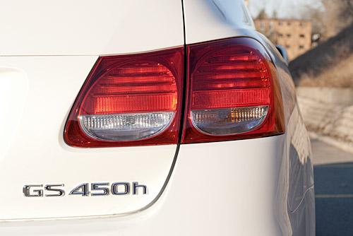 2009 Lexus GS450h Tail Light