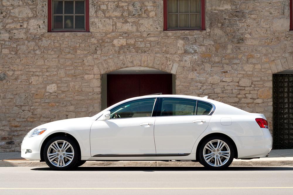Lexus gs450h problems