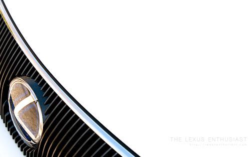 Lexus GS450h Desktop Wallpaper