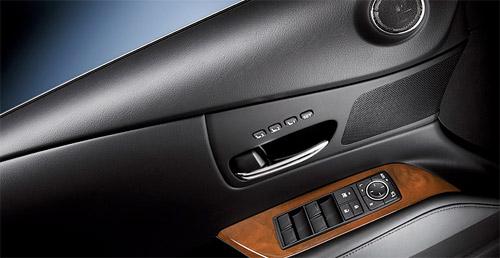 Lexus RX450h Door Panel