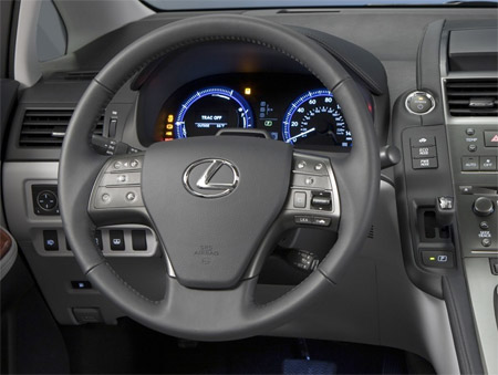 Lexus HS250h Steering Wheel