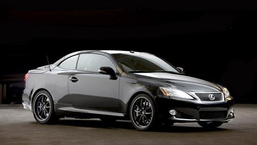 Lexus IS-C Convertible F-Sport