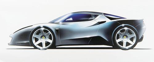 Lotus to use Lexus V8 V10 Engines?