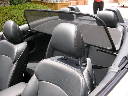 Lexus IS Convertible Windscreen