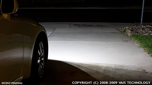 VAIS Technology VLine LED Lights Cast
