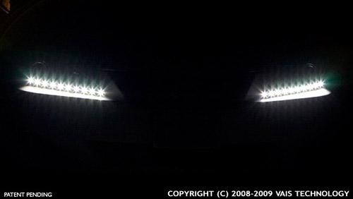 VAIS Technology VLine LED Lights Daylights