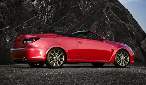 Lexus IS Convertible