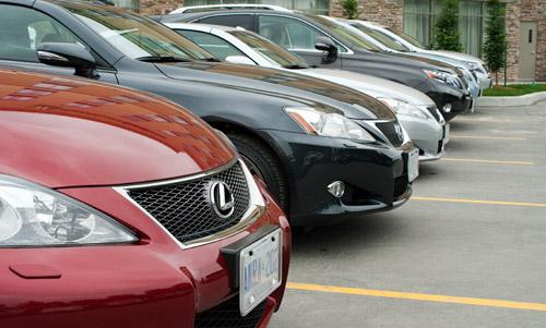 Lexus Canada Kingston Event