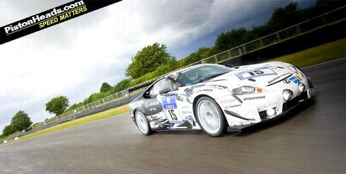 Lexus LFA Racing Prototype