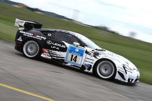 Lexus LFA Race Car
