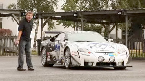 Lexus LFA Video 3