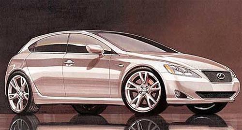 Lexus BS Concept
