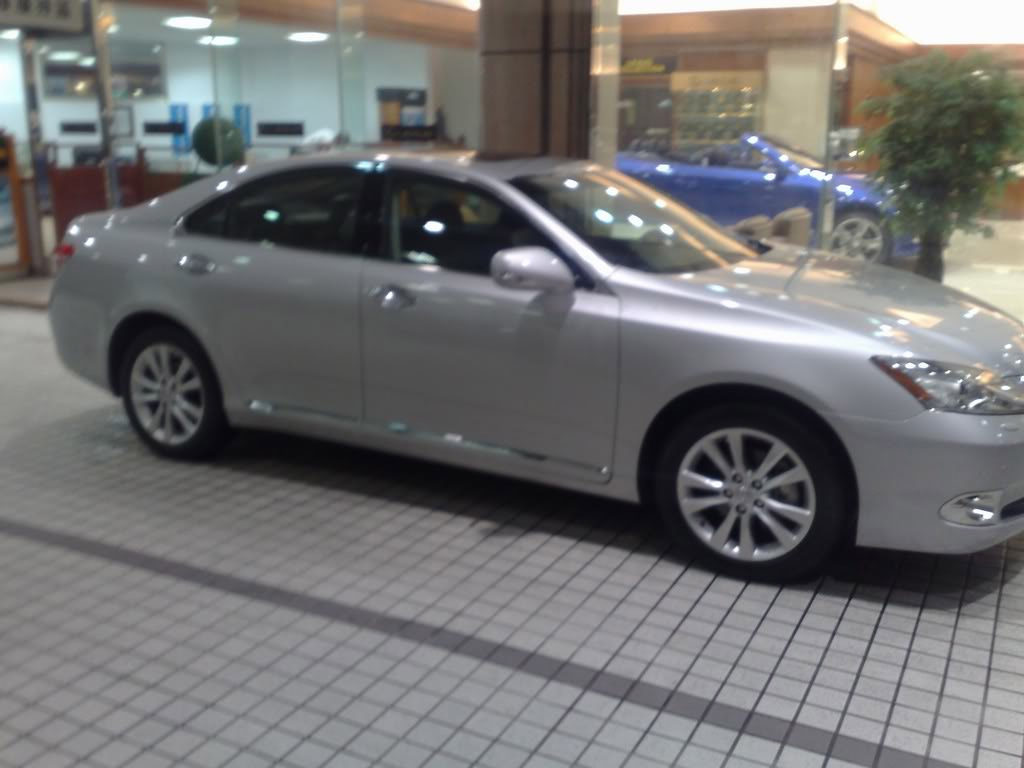 Review of the 2010 Lexus ES 350