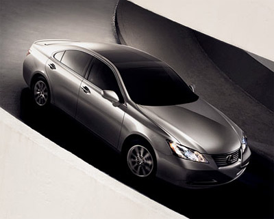 Lexus ES 350 Panoramic Glass Roof