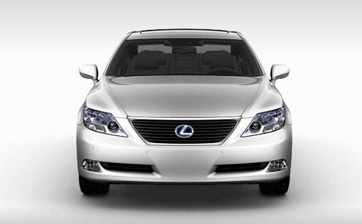 2009 Lexus LS 600hL