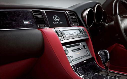 2010 Lexus SC 430 Interior