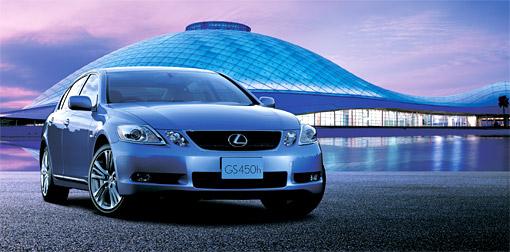 2007 Lexus GS450h