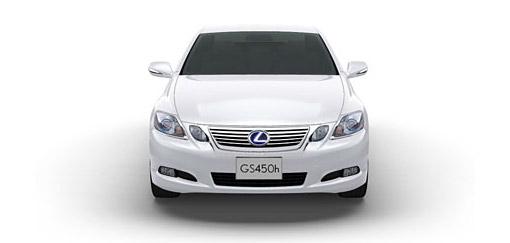 2010 Lexus GS 450h Front