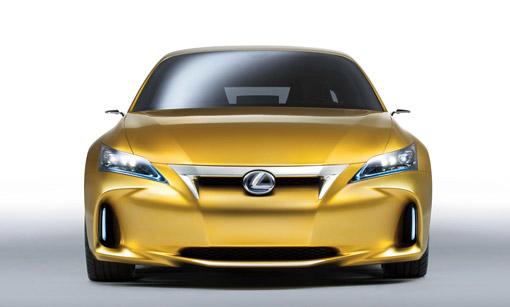 Lexus LF-Ch Hatchback Concept