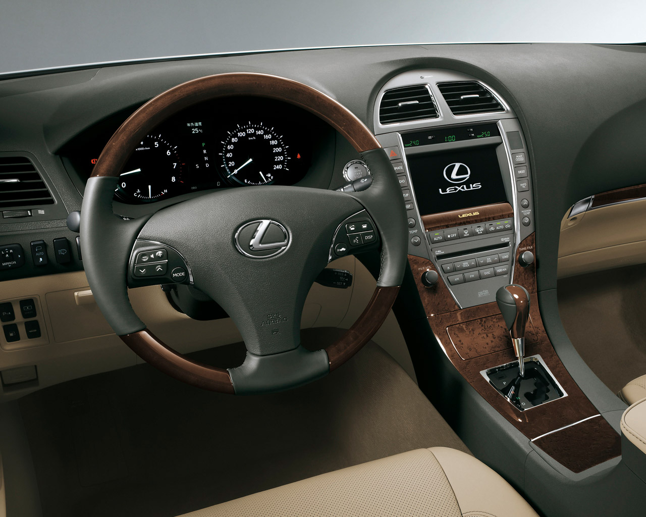 2010 lexus es 350 interior. Black Bedroom Furniture Sets. Home Design Ideas