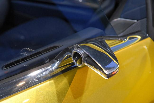 Lexus LF-Ch Side Mirror