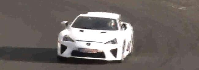 Lexus LFA Undisguised