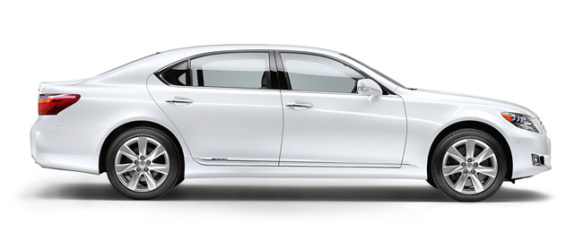 2010 Lexus LS 600hL