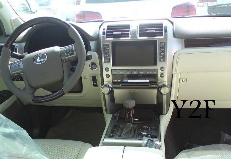 Captivating 2010 Lexus GX 460 Interior
