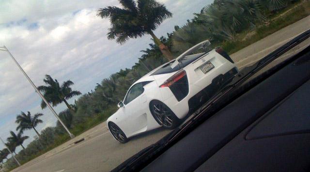 Nagtroc Lexus LFA