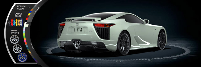 Build A Lexus >> Build Your Own Lexus Lfa Lexus Enthusiast