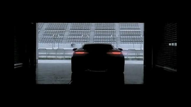 Lexus LFA Rear Lights