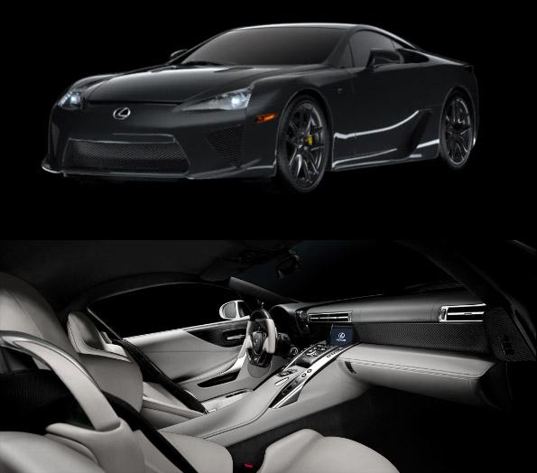 Build Your Own Lexus Lfa Lexus Enthusiast