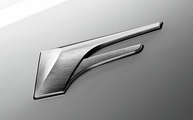 Lexus LFA F-Badging Wallpaper