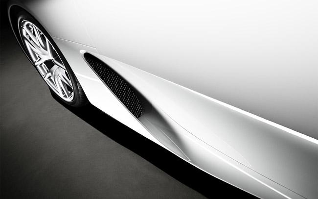 Lexus LFA Wheel Wallpaper