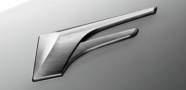 Lexus F-Sport Logo