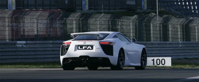 Lexus LFA by Automobile Magazine