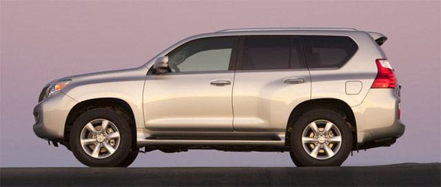 2010 Lexus GX 460 Pricing