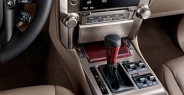2010 Lexus GX 460 with Sepia Interior 1