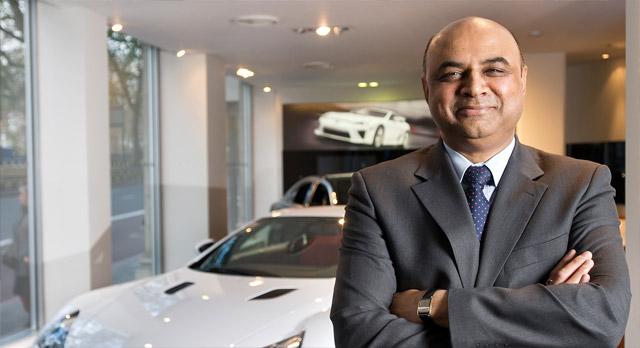 Lexus Personal Liaison Manager Devshi Varsani