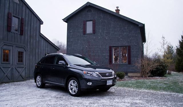Lexus RX450h Smoky Granite Mica